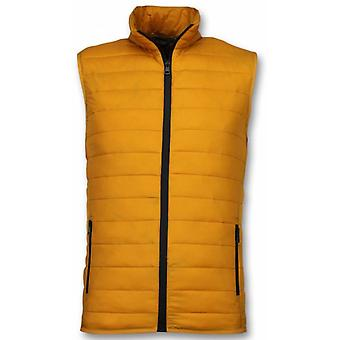 Bodywarmer - Casual Bodywarmer - Yellow
