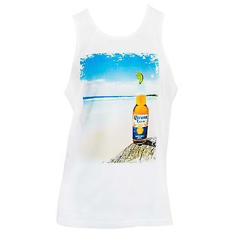 Corona Extra White Beach Tank Top