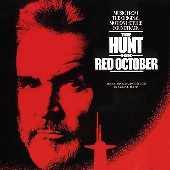 Various Artists - Hunt for Red October [CD] USA import