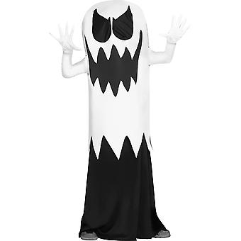 Ghost floating Boys Costume