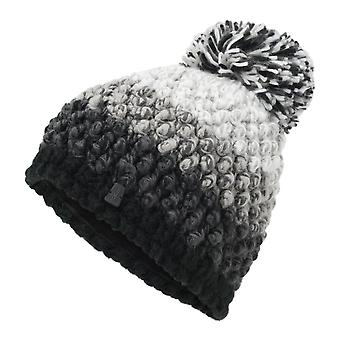 Spyder BERRY Women's Knit Bommel Winter Ski Hat Black