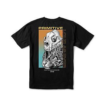 Primitive Apparel Jungle T-Shirt Black