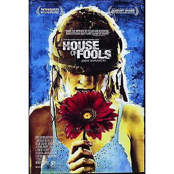 House of Fools (enkelsidig Regular) (2002) original Cinema affisch