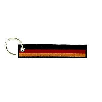 Cle Cles Key Brode Patch Ecusson Flag Brassard Germany German