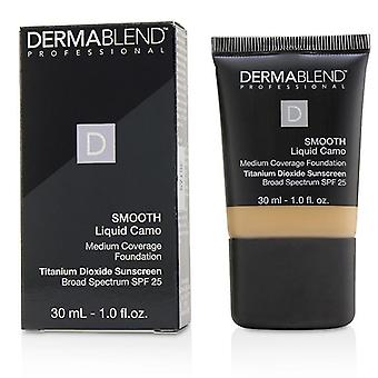 Dermablend Smooth Liquid Camo Foundation Spf 25 (medium Coverage) - Camel (30n) - 30ml/1oz