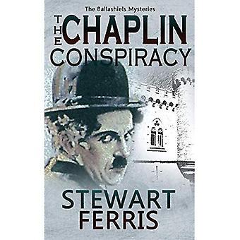 A conspiração de Chaplin: os mistérios Ballashiels (os mistérios Ballashiels)