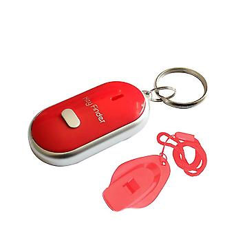 Wireless Key Finder Anti lost LED lamp-Red