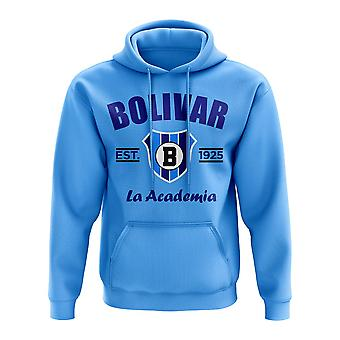 Bolivar etablert fotball Hoody (Sky)