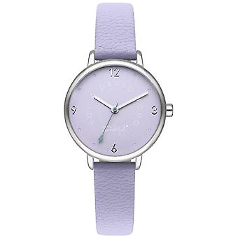 Mr wonderful dream forever Quartz Analog Woman Watch with Synthetic Leather Bracelet WR55300