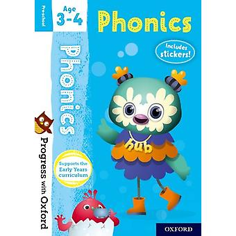 Progress with Oxford Phonics Age 34 by Fiona Undrill