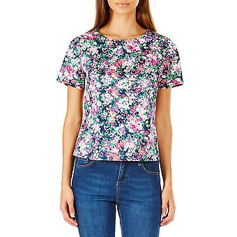 Sugarhill Boutique Femme-apos;s Nicole Spring Time Floral Tee Top