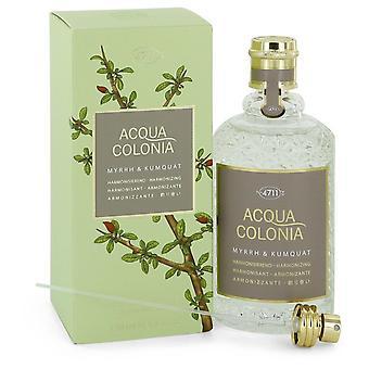 4711 Acqua Colonia Myrrh & Kumquat by Acqua Di Parma Eau De Cologne Spray 5.7 oz / 169 ml (Women)