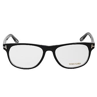 FT5362 توم فورد ساحة 5 | الأسود | إطارات النظارات