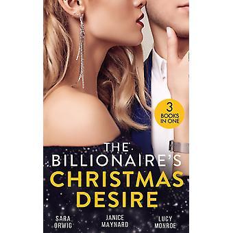 Billionaires kerst verlangen door Sara Orwig