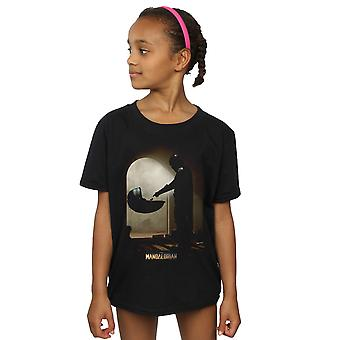 Star Wars Girls The Mandalorian Find The Child T-Shirt