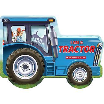 Jag är en traktor av ACE Landers & illustrerad av Tom LaPadula