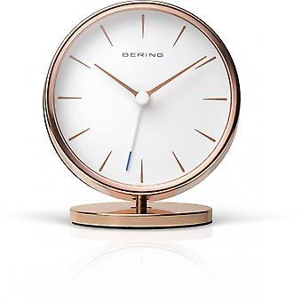 BERING 90096-64R - gemeinsame Stahl Uhr