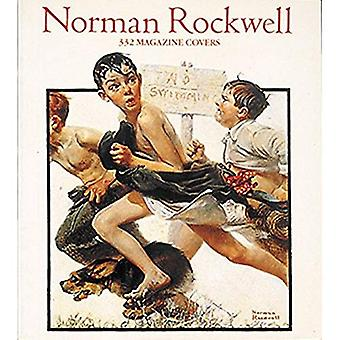 Norman Rockwell: 332 capas de revistas (Mini Folio)