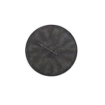 Light & Living Clock 74.5x4.5cm Aiden Antique Grey