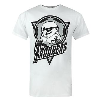 スター・ウォーズ ストームトルーパー インペリアル トルーパーズ メン&アポス;s Tシャツ