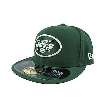 New Era 59Fifty NFL New York Jets Green Cap