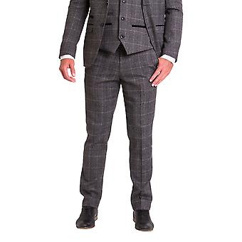 Pantalon Marc Darcy Scott Grey Tweed