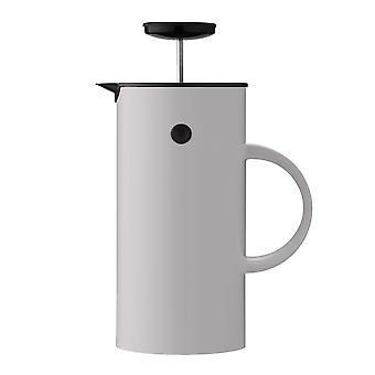 Stelton EM theemaker lichtgrijs / lichtgrijs 1 liter