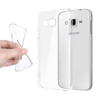 Stuff sertifisert® 10-pakning gjennomsiktig klart silikon tilfelle deksel TPU veske Samsung Galaxy J7 Prime 2016