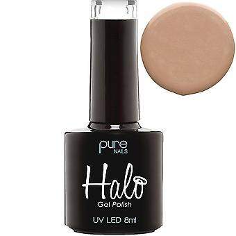 Halo Gel Nails LED/UV Halo Gel Polish Collection - Butterscotch 8ml (N2778)