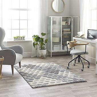 Maison Rugs 7873A In Light Grey