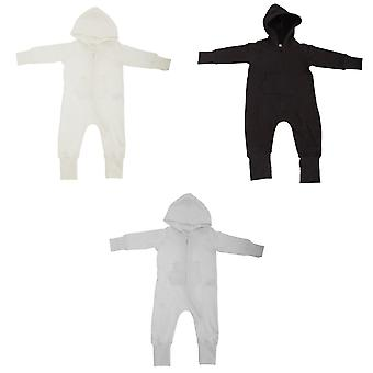 Babybugz Plain Baby All In One / Sleepsuit