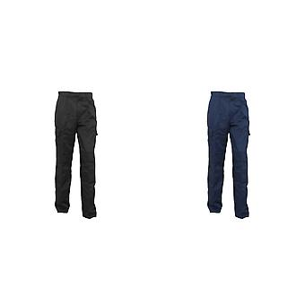 UCC Mens Workwear Heavyweight Combat Trousers (Regular) / Pants