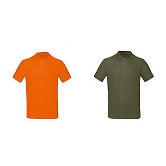 B&C Collection Mens Inspire Polo Shirt