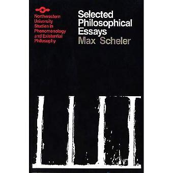 Valgte filosofiske Essays (studier i Phenomenology og eksistensielle filosofi)