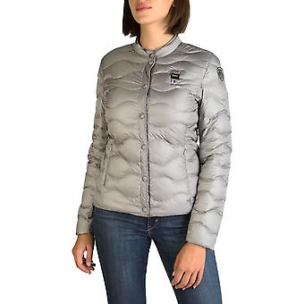 Blauer Original Women Fall/Winter Jacket - Grey Color 35683