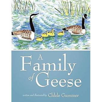 A Family of Geese by Gummer & Chlele