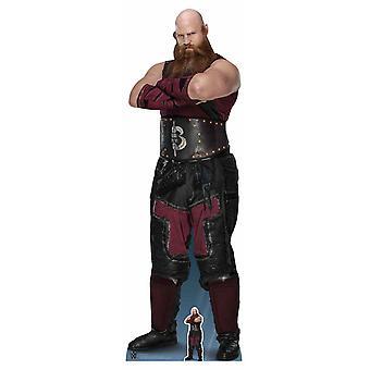 Erick Rowan Offisielle WWE Lifesize Papp Cutout / Standee / Standup