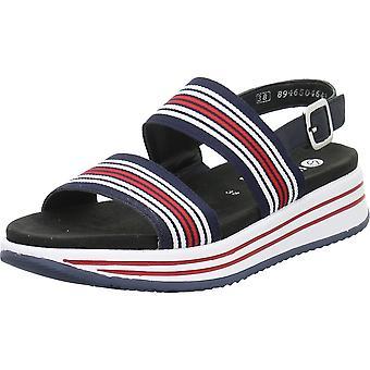 Remonte R295014 chaussures universelles pour femmes d'été