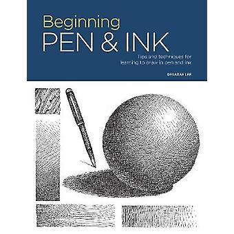 Portfolio - Beginning Pen & Ink - Tips and techniques for learning