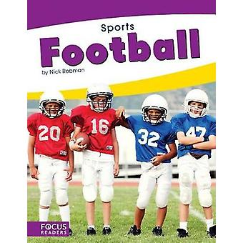 Sports - Football by Nick Rebman - 9781641850209 Book