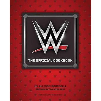 WWE - The Official Cookbook by Insight Editions - 9781683834281 Book