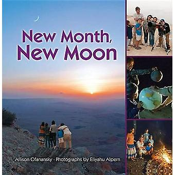 New Month - New Moon by Allison Ofanansky - 9781467719469 Book
