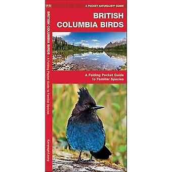 British Columbia Birds - A Folding Pocket Guide to Familiar Species (2