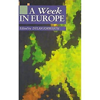 Eine Woche in Europa