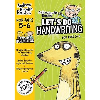 Let do Handwriting 56 de Andrew Brodie
