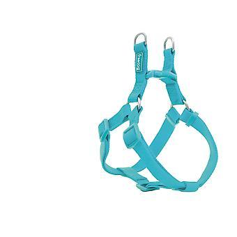 Freedog Basic Nylon Harness Type A Turquoise
