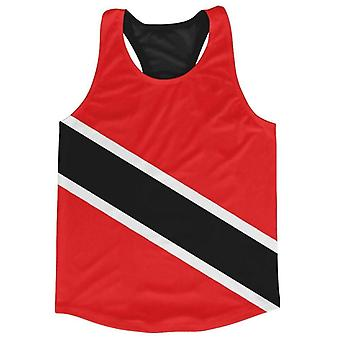 Trinidad und Tobago Flagge Running Weste