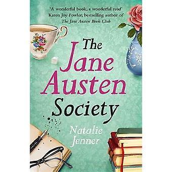 The Jane Austen Society by Natalie Jenner - 9781409194101 Book