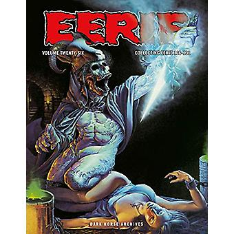 Eerie Archives Volume 26 by Archie Goodwin - 9781506712352 Book
