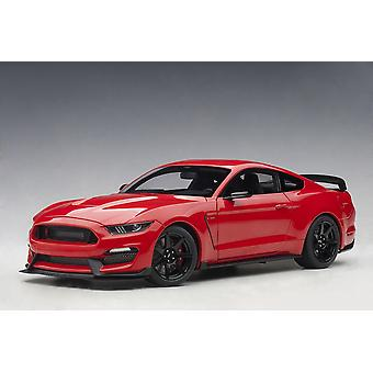 Ford Mustang Shelby GT350R Composite Model Car